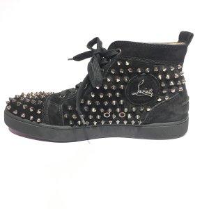 Black  Christian Louboutin Sneaker