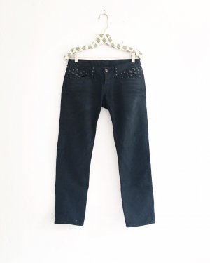 Replay Jeans a gamba dritta nero-antracite