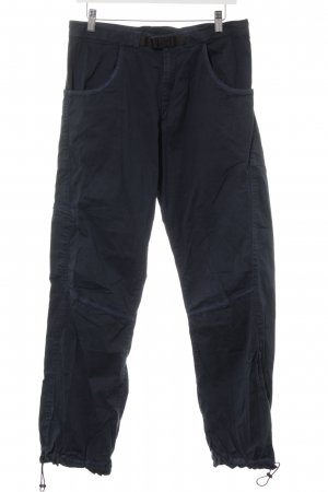 Black Diamond Cargohose dunkelblau Casual-Look