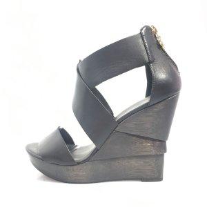 Black  Diane Von Furstenberg High Heel