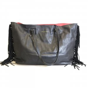 Black  Diane Von Furstenberg Shoulder Bag