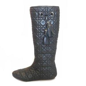 Black  Dior Boot