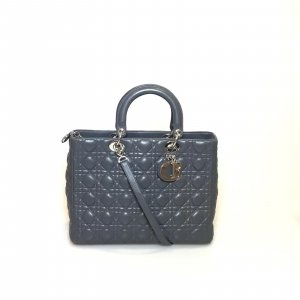 Black  Dior Cross Body Bag