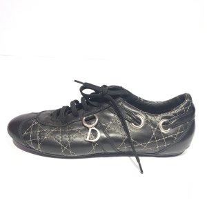 Black  Dior Sneaker