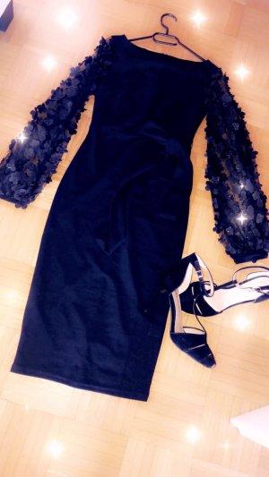 Amazone Midi-jurk zwart