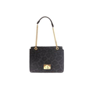 Black  Emilio Pucci Cross Body Bag
