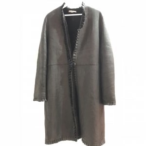 Black  Emporio Armani Coat