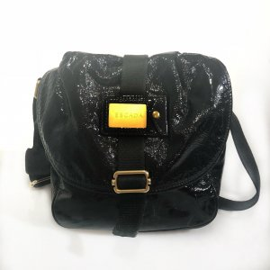Black  Escada Cross Body Bag