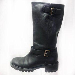 Black  Fendi Boot