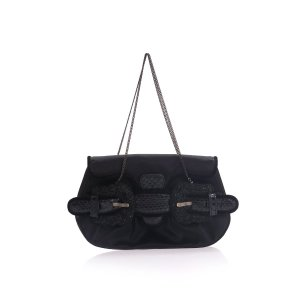Fendi Borsa clutch nero