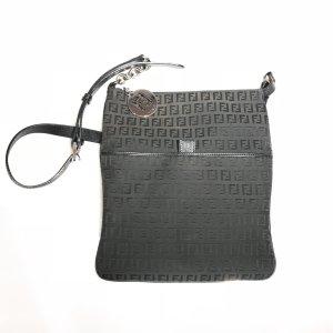 Black  Fendi Cross Body Bag