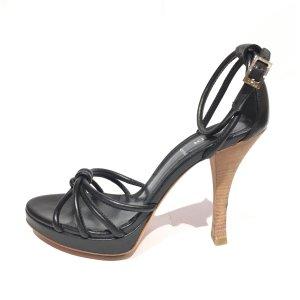 Black  Fendi High Heel