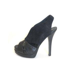 Fendi High-Heeled Sandals black