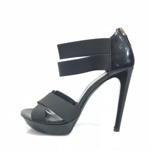 Fendi High-Heeled Sandals black