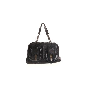 Black  Fendi Shoulder Bag
