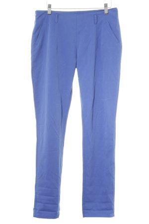 Black Five Stoffhose blau schlichter Stil