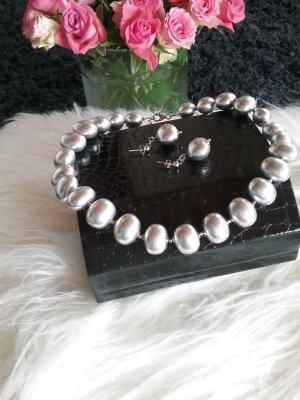 ➰Wundervoller  Perlen-Collier  aus MALLORCA...Wie NEU!!!➰