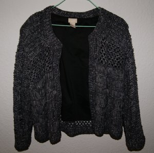 Grobstrick Jacke H&M Trend COS XS 34 36