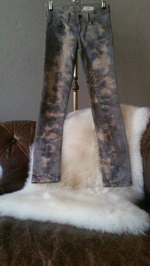 Punkrock Jeans Skinny Low Waist 26/32 H&M; Kombiversandidee