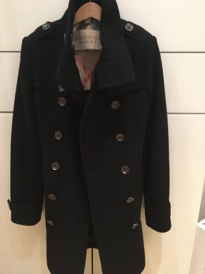 Burberry Brit Trench nero Lana