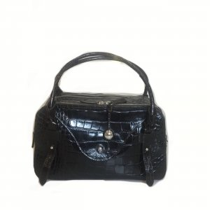 Black  Furla Shoulder Bag