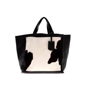 Black  Furla Shoulder Bag