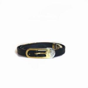 Black  Gianni Versace Belt