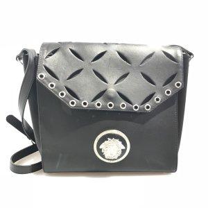 Black  Gianni Versace Shoulder Bag