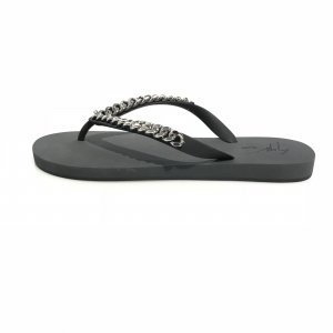 Black  Giuseppe Zanotti Flip Flop