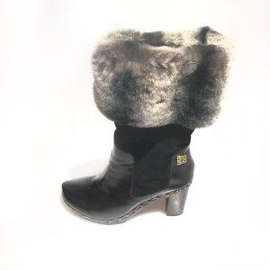 Black  Givenchy Boot