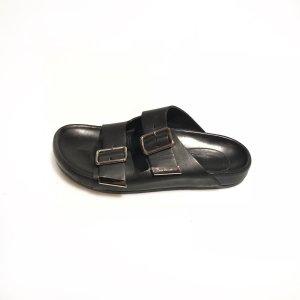Black  Givenchy Flip Flop