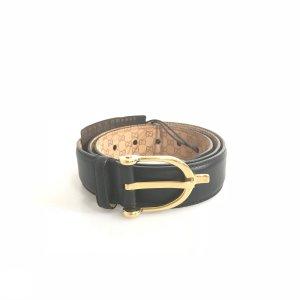 Black  Gucci Belt