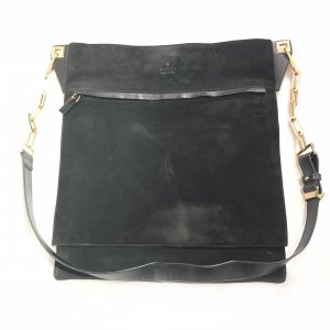 Black  Gucci Cross Body Bag