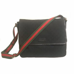 Black  Gucci Cross Body Bag