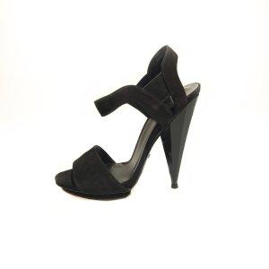 Gucci High-Heeled Sandals black