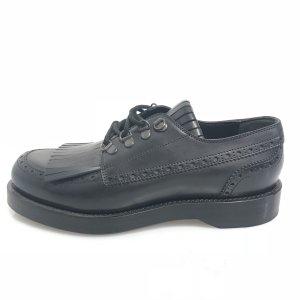 Gucci Zapatos estilo Oxford negro