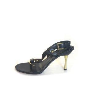 Black  Gucci Sandal