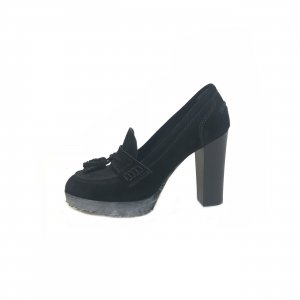 Black  Hogan High Heel