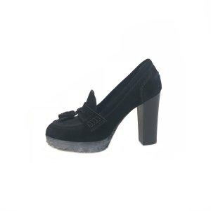 Hogan High-Heeled Sandals black