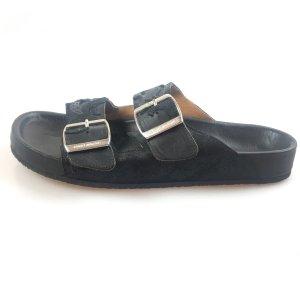 Black  Isabel Marant Flip Flop