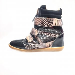 Black  Isabel Marant Sneaker