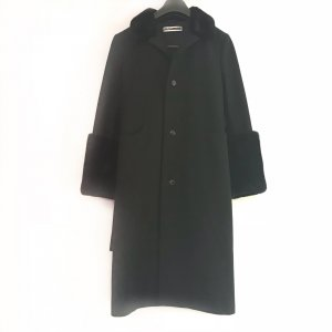 Black  Jil Sander Coat