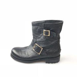 Black  Jimmy Choo Boot