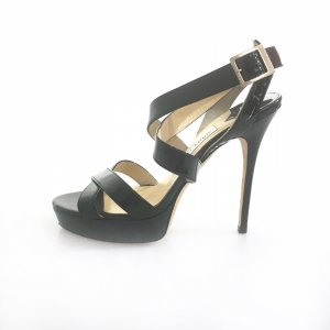 Jimmy Choo High-Heeled Sandals black