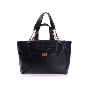 Black  Jimmy Choo Shoulder Bag