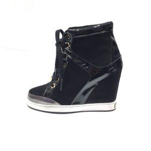 Black  Jimmy Choo Sneaker