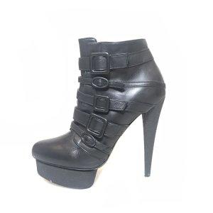 Black  Le Silla Boot