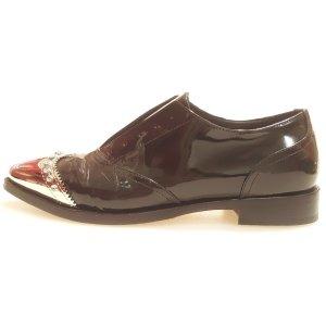 Le Silla Zapatos estilo Oxford negro