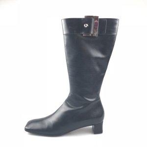 Black  Louis Vuitton Boot