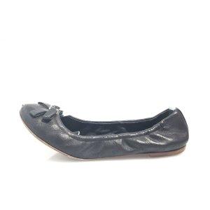 Black  Louis Vuitton Flat